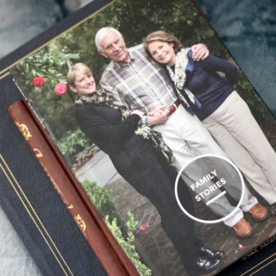 Turning Mom's Life into a Keepsake Book: Meet Storyworth