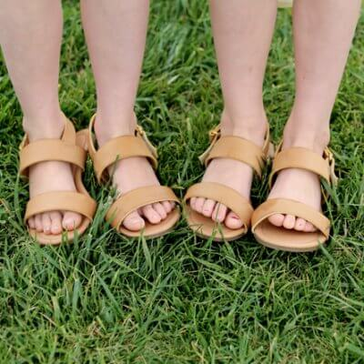 Get 2 Pairs of Summer Sandals for Kids For Under $10