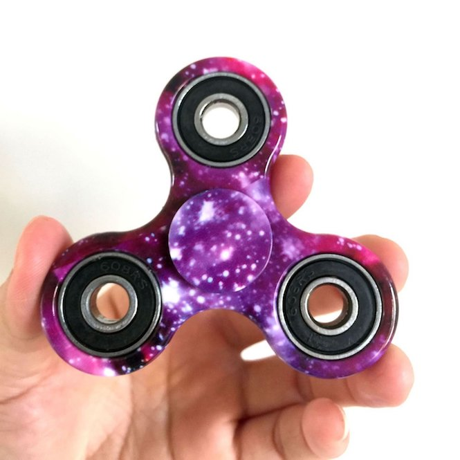 Should Fidget Spinners Be Banned in Schools?