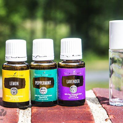 3 Essential Oils essential for Summer!