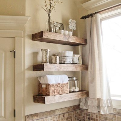 17 Ways to Organize Your Bathroom