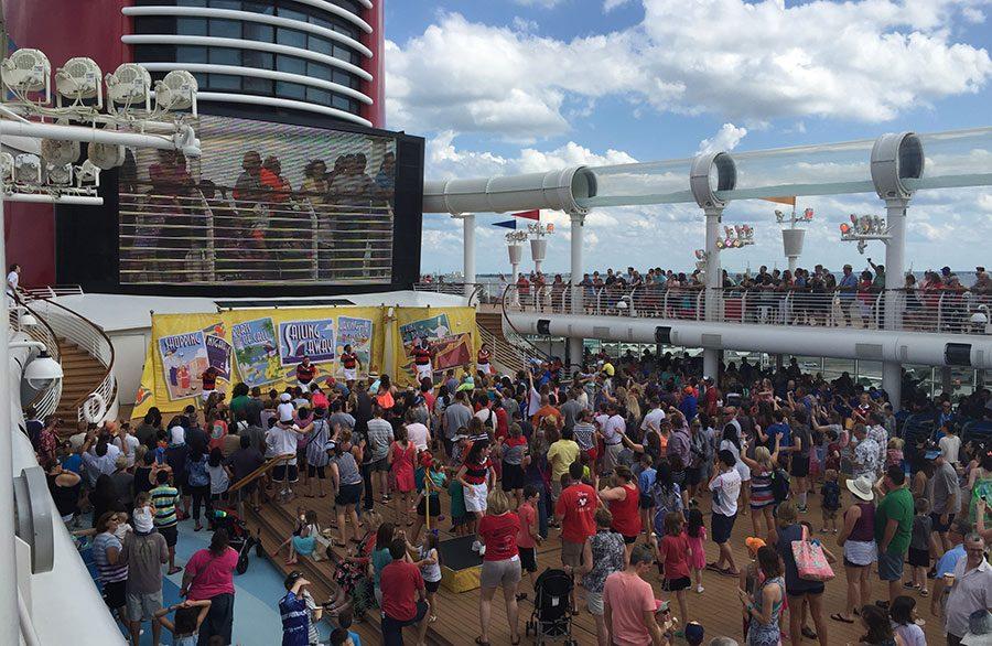Casino disney cruise
