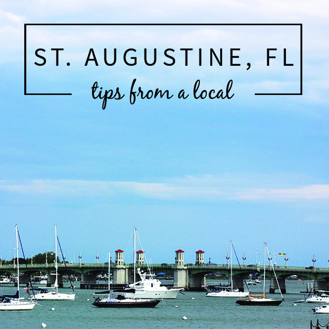 15 Reasons St. Augustine, FL Should Be on Your Bucket List of U.S. Cities To Visit