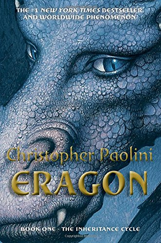 Books like Harry Potter for teens - Eragon