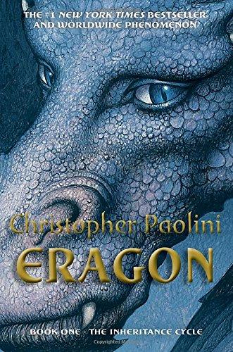 Books like Harry Potter for teens - Eragon