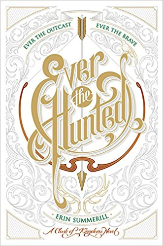 Books like Harry Potter - Ever the Hunted