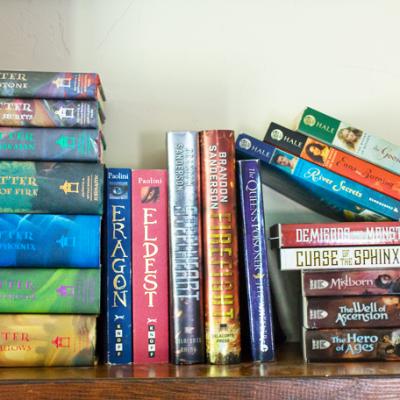 Books Like Harry Potter {For Teens}