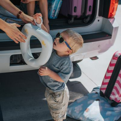5 Potty Training Travel Tips That Really Rock!