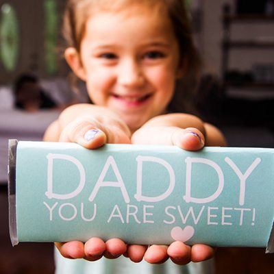 Make Him Feel Adored This Father's Day