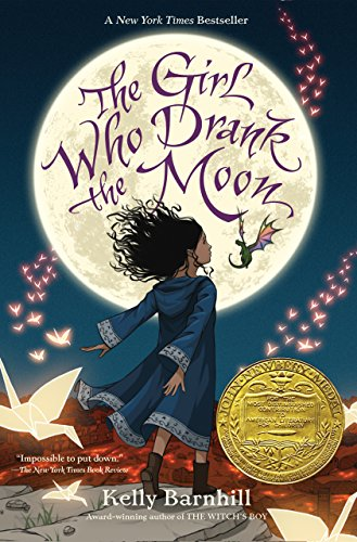 Books like Harry Potter for teens - The Girl who Drank the Moon