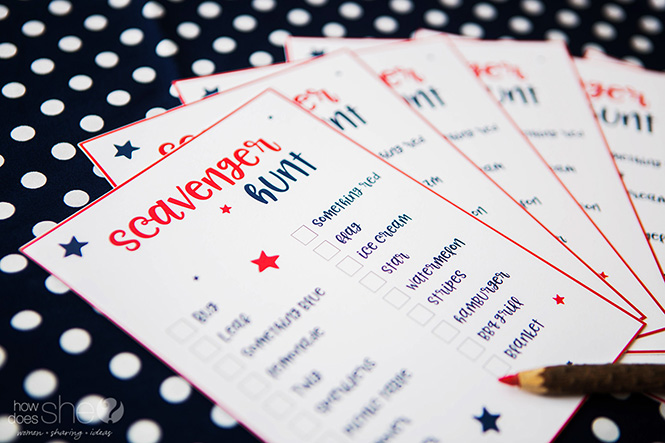 4th of July Printables to help you celebrate in style!
