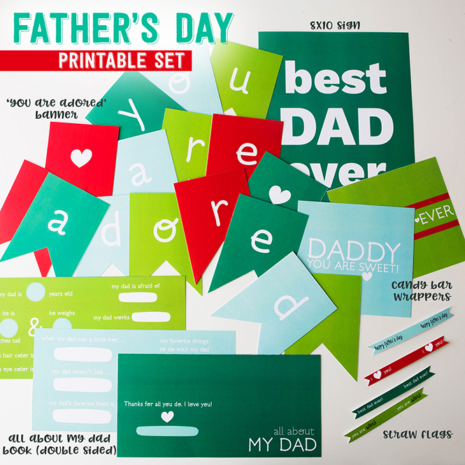 Make Him Feel Adored This Father S Day How Does She