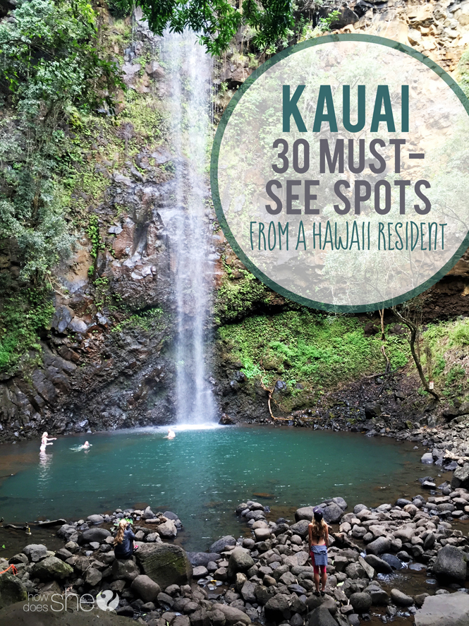 Kauai Travel | Secret Falls