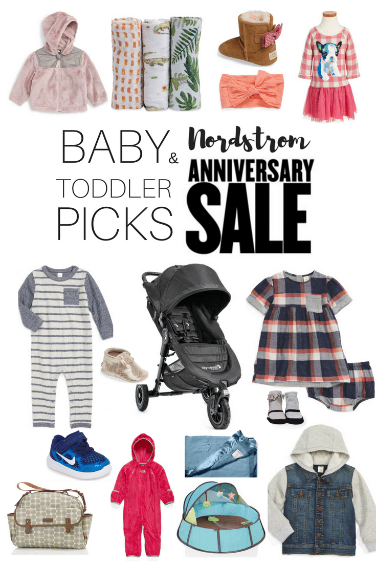 Best of Baby: Nordstrom Anniversary Sale