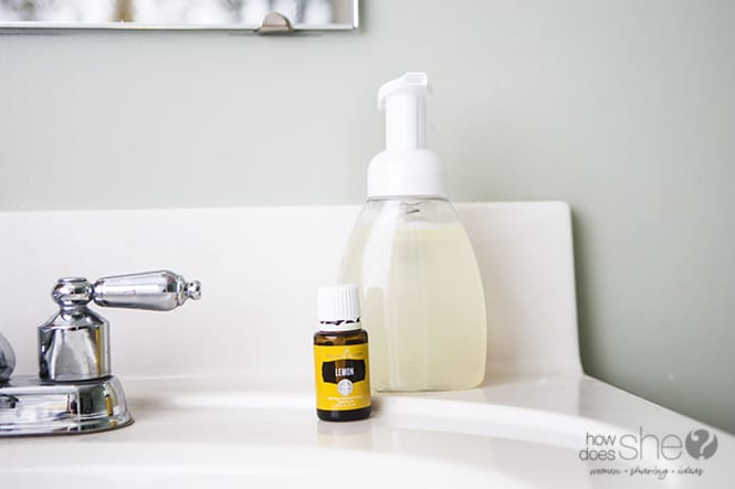 Easy Peasy Lemon Squeezy Foaming Liquid Hand Soap