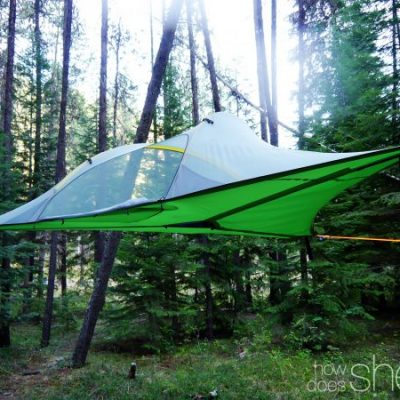 Camping in the air – take your camping experience to a new level!