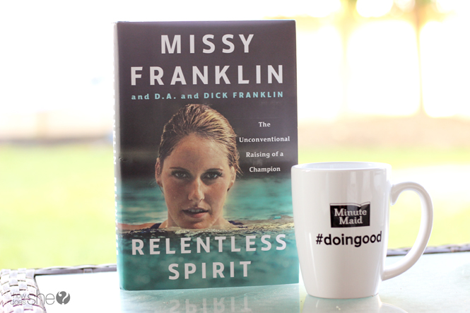 Our Interview with Missy Franklin!