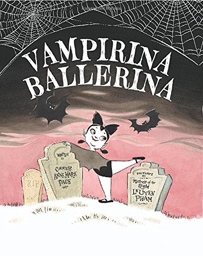 Best Halloween Picture Books Vampire Ballerina