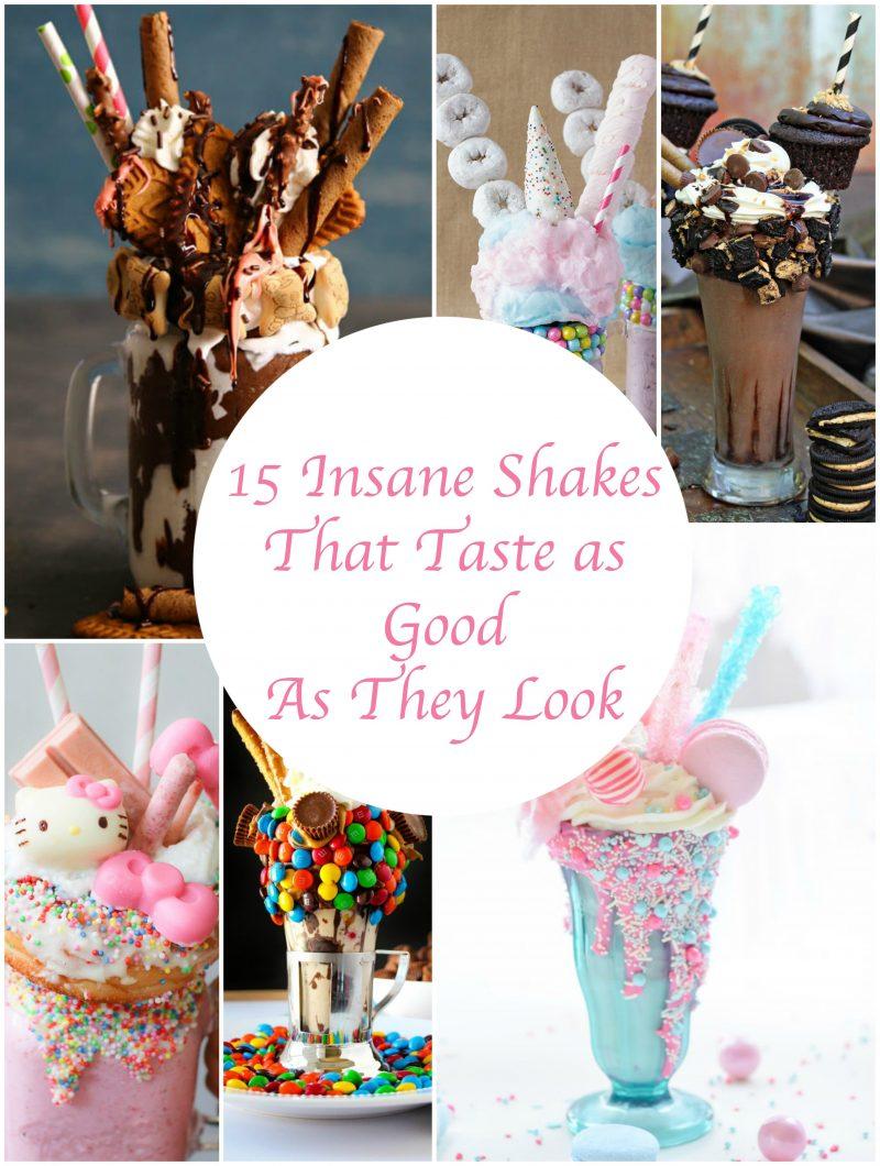 insane shakes