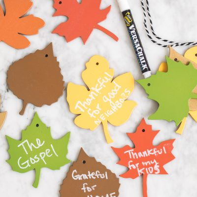 Deeds of Gratitude – A Thanksgiving Tradition