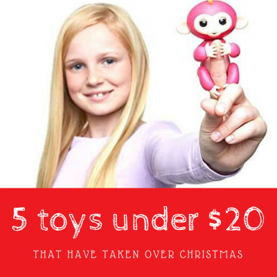 5 toys under $20 that have taken over christmas