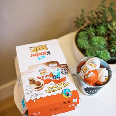 Welcome to the U.S. Kinder Joy!