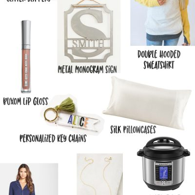 Top Gifts for All Your Girlfriends