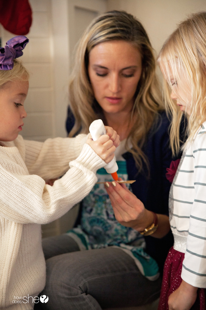 A Sweet Christmas Tradition: Building Baby Jesus a Manger of Kindness
