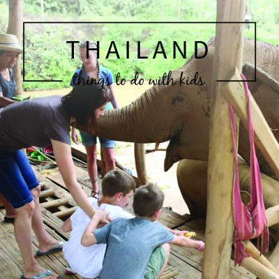 Things to Do in Thailand with Kids | Our Family Trip to Thailand