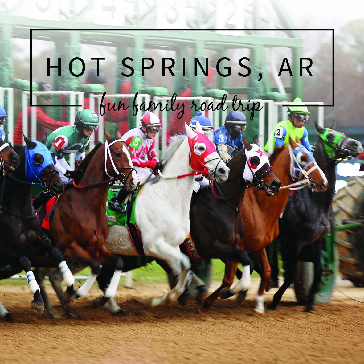 Things To Do in Hot Springs, Arkansas---A Fun Road Trip | How Does She