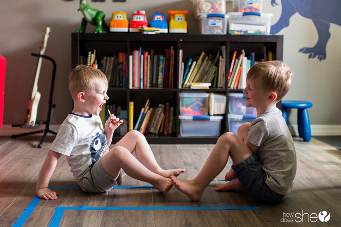 7 Simple, Magical Ways This Smart Mom Entertains Her Kids Inside