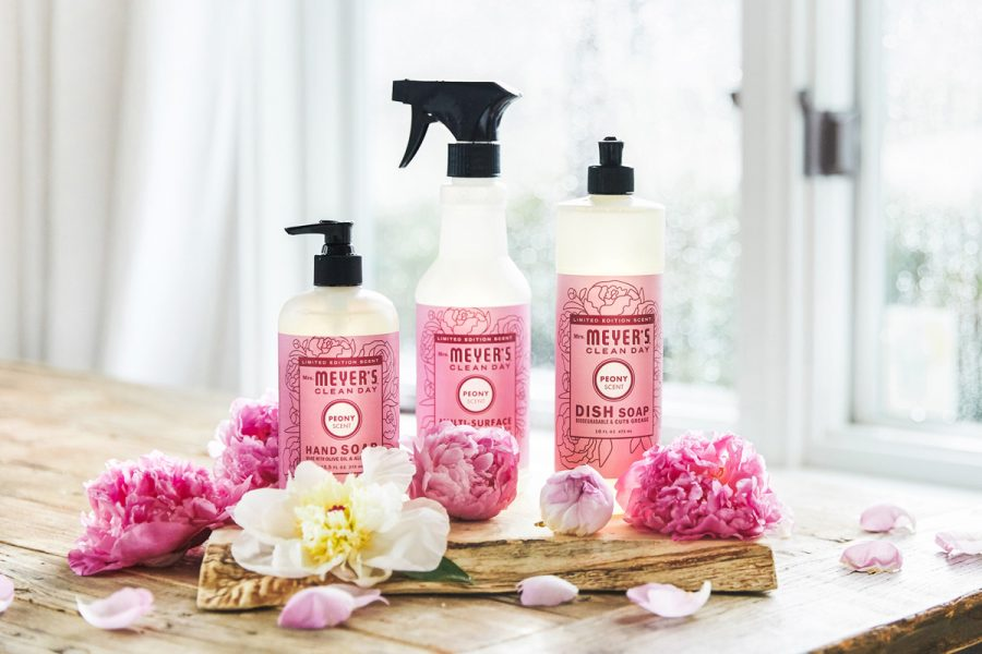 Celebrate Spring With Free Mrs Meyer S Seasonal Scents