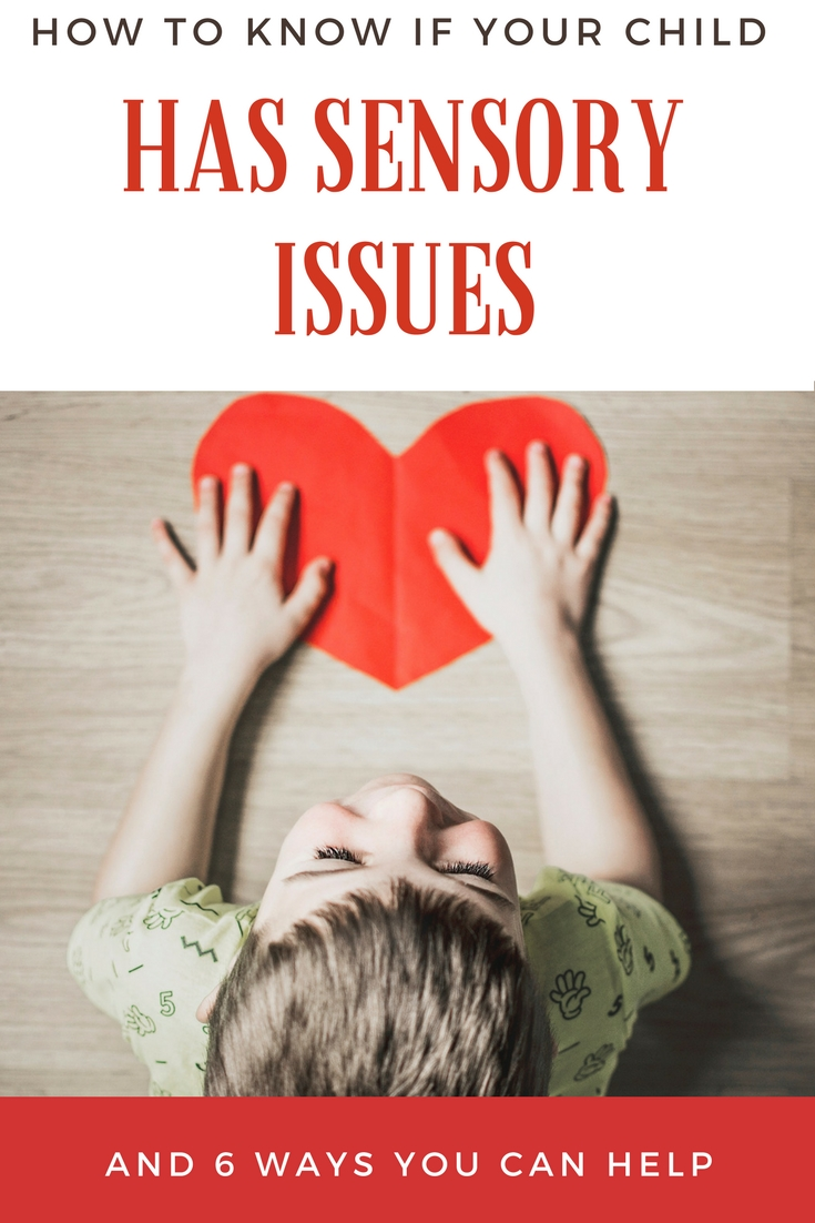 photo How to Love a Child With Sensory Integration Issues or Oversensitivity