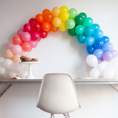 15 Rainbow Party Ideas to Make Your Party Shine