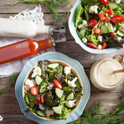 3 Better Than Store-Bought Homemade Salad Dressing Recipes