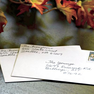 Thanksgiving Cards – Holiday Cards with a Thankful Twist