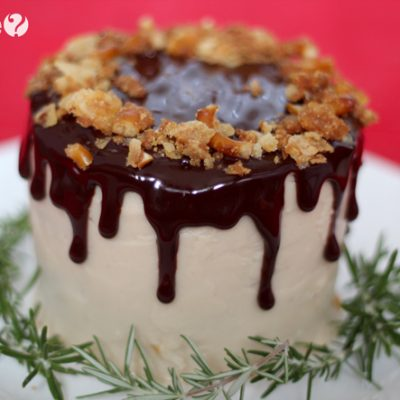 The Christmas Cake: Another way to celebrate Christ