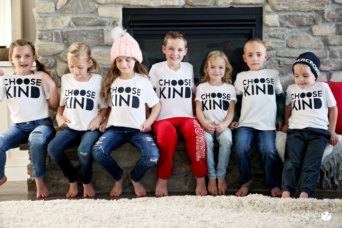 1f24a821983f  We re partnering with Abercrombie Kids to help share their Be Kind   Cozy  campaign and I can think of nothing better than those two things.