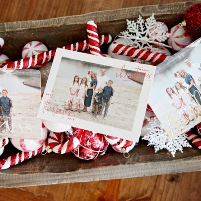 5 Incredible Holiday Card Hacks