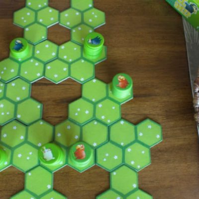 Life after Chutes and Ladders: Get Your Sanity Back with Games that are Actually Fun