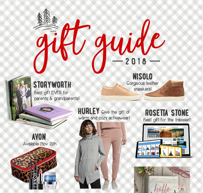 2018 Holiday Gift Guide: Best of the Best!