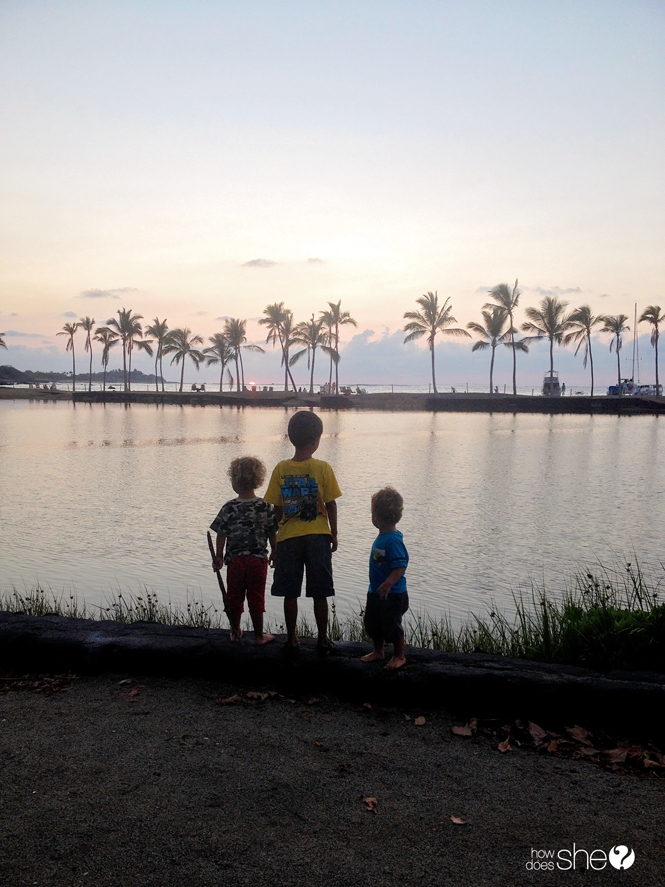 Big Island Hawaii with Kids