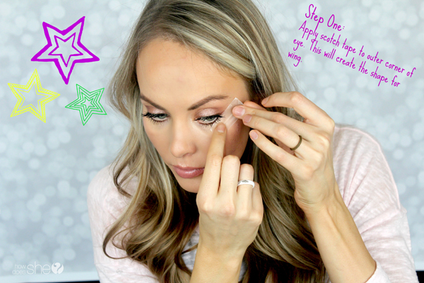HOW TO: Perfect Winged Eyeliner