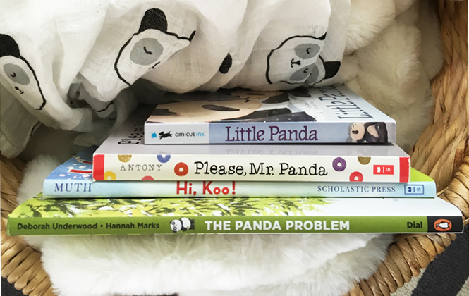 Panda Bear Picture Books: Both Trendy and Classy