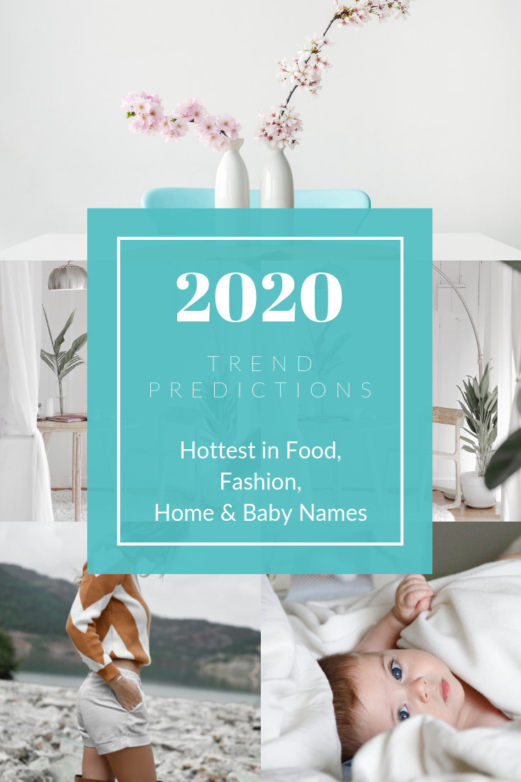 Trends 2020.2020 Trend Predictions What S Gonna Be Hot In Fashion Food