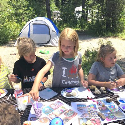 The Perfect Summer Activity: Rock Painting 101