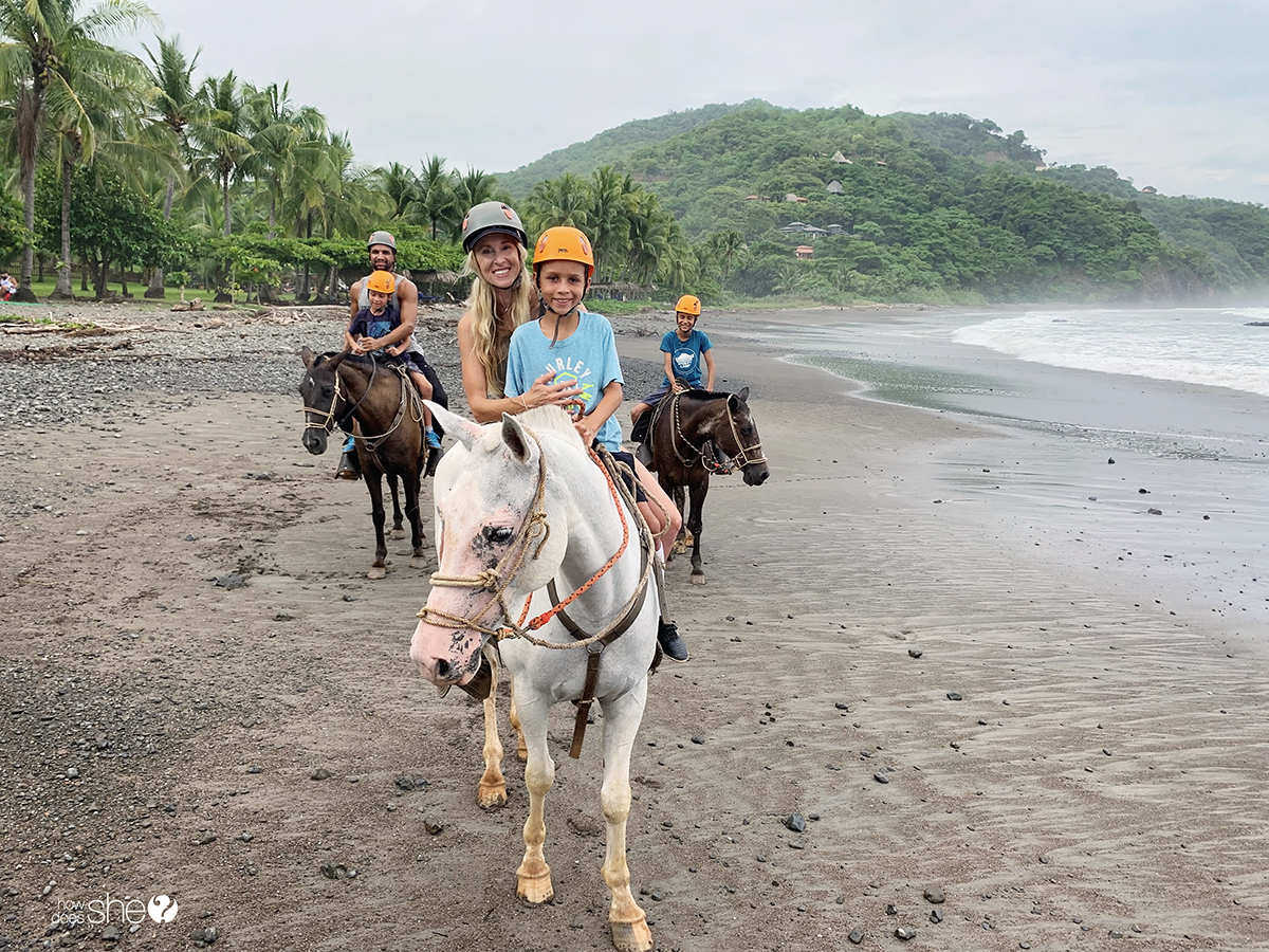 costa rica travel kids