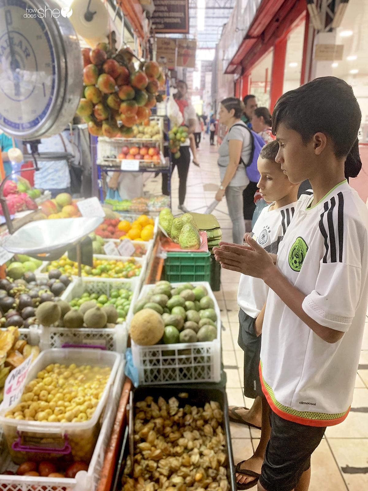 nicaragua market