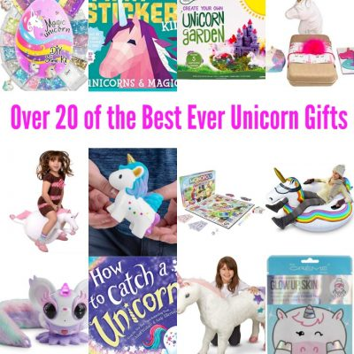 Over 20 of the Best Unicorn Gifts Ever