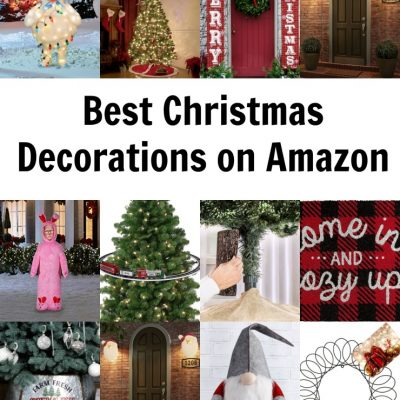 Best Christmas Decorations on Amazon
